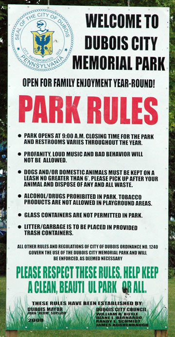 park_rules